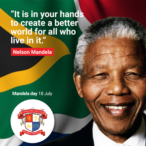 mandela day riverside college